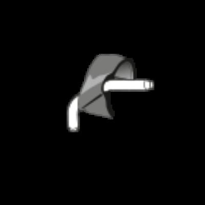 Sprayklipp 3db/cs